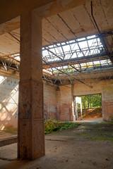 Twierdza Ran - Fort I (5) (jacekbia) Tags: europa polska poland mazowsze ran fort twierdza fortyfikacje zabytek historia budynek budowla building hdr architektura architecture wntrze indoor