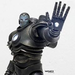 The Invincible Iron Man (saaaa_muel) Tags: 3a threea ashleywood toy toys toyphotography ironman marvel avengers tonystark