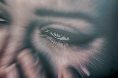 Grief (glukorizon) Tags: 52weeksof2016 art breda bredaphoto bredaphotointernationalphotofestival chasspark detail finger foto fotograaf hdr highdynamicrange kunst krolyeffenberg nederland noordbrabant oog photo photographer portrait portret songsfromtheheart vinger zoomeffect zoomblur