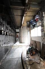 Winnington Sub (slaterspeed) Tags: winnington soda ash works turbine hall compressor house turbo stage abandoned derelict
