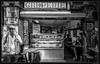 Creperie (prbimages) Tags: street people blackandwhite shop restaurant cafe candid australia melbourne victoria aix creperie centreplace aixcafe