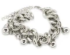 5th Avenue Silver Bracelet P9211A-1