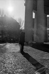 (pbeckerphoto) Tags: street blackandwhite bw analog germany deutschland kodak streetphotography ishootfilm 35mmfilm aachen sw analogue trix400 ilovefilm schwarzweis buyfilmnotmegapixels