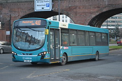 Arriva Yorkshire 1472 YJ62JGF (Will Swain) Tags: city uk travel england bus buses britain yorkshire centre north transport leeds january east 10th arriva 2015 1472 yj62jgf
