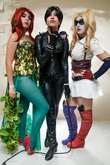 2014-11-16 - Brasil Comic Con - 0439 (cosplusup) Tags: brazil brasil dc comic cosplay ivy harley batman quinn paulo poison são catwoman con cosplayers sirens gothan