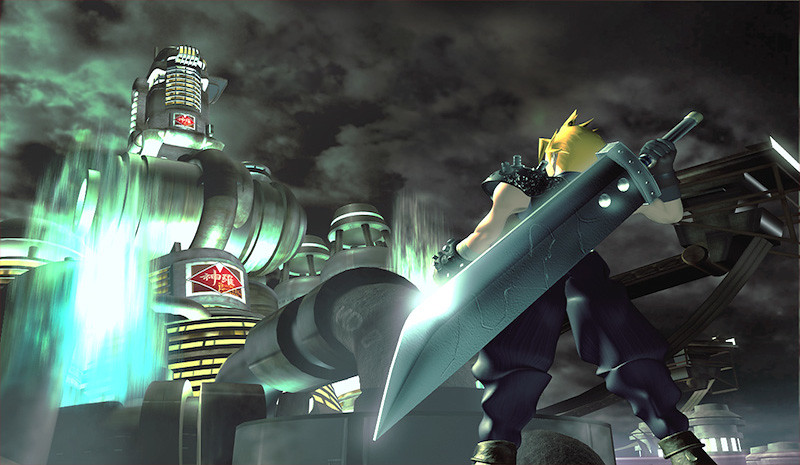 Not-Remade Final Fantasy VII Coming to P by BagoGames, on Flickr