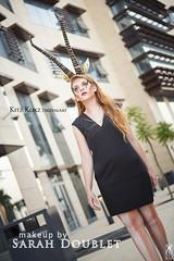 Jessica 5253 (Kitz Klikz) Tags: light sarah photography model jessica makeup horns keith redhead gazelle available doublet kitz klikz darmanin
