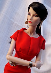 Elise Jolie Ambitious Outfits (super.star.76) Tags: fashion toys doll dolls elise jolie rise fr royalty outfits integrity on the ambitious kesenia