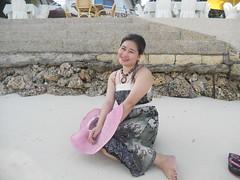 DSCN0031 (daku_tiyan) Tags: beach bohol don cave marielle tagbilaran alona hinagdanan dakutiyan saludaga