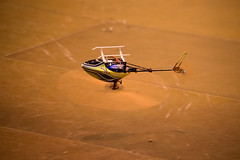 Inverted flight (browny_37) Tags: radio upsidedown flight helicopter canopy inverted rc radiocontrolled blades radiocontrol controlled rchelicopter invertedflight headspeed