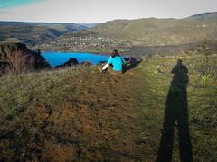 Rowena Crest (skuarua) Tags: shadow oregon trail columbiagorge rowenacrest thenatureconservancy tommccallpreserve