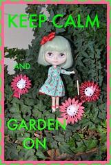 BaD Jan 31 - Keep Calm and Garden On