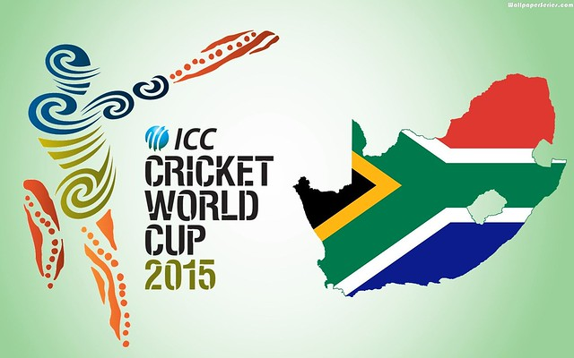 ICC Cricket World Cup 2015 South Africa Team Wallpaper - Stylish HD Wallpapers