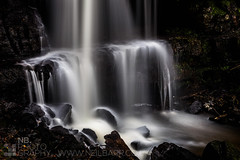 Linn of Baldernock (GenerationX) Tags: water river mono scotland waterfall rocks mine unitedkingdom scottish neil caves loup spout linn leap quarry barr limekiln milngavie torrance baldernock bearsden eastdunbartonshire