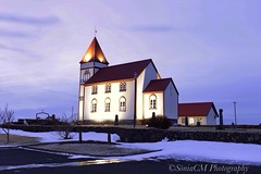 Iceland Church (Snia CM) Tags: church canon iceland islandia iglesia 1740 6d canon6d hlarbakki