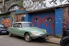 DogSights_Camden02 (OliveTruxi (1 Million views Thks!)) Tags: street england urban dog streetart london ds spray urbanart londres sights streetartlondon