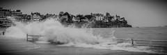 DINARD GRANDE MAREE 02.2015 IMG_7544 (photo.bymau) Tags: mer saint canon landscape grande bretagne paisaje 7d cote  paysage et landschaft rennes  malo dinard ille maree emeraude equinoxe siecle vilaine marnage fkei bymau