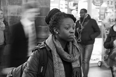 Dreamin' (dannybrock69) Tags: street people station persons ghent gent