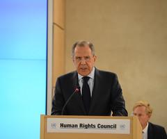 (  / MFA Russia) Tags: geneva russia rights    lavrov    nations council       human united un