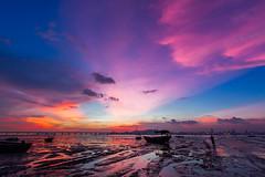 流浮山 | Lau Fau Shan (TommyYeung) Tags: sunset hongkong evening twilight dusk 香港 gloaming 晚霞 黃昏 流浮山 laufaushan