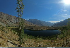 Phundar Lake, Ghizer from Govt. Rest House in Gilgit-Baltistan, Pakistan (gilgit2) Tags: pakistan sky panorama clouds landscape geotagged wideangle tags location elements ultrawide stitched canonefs1022mmf3545usm ghizer phundar gilgitbaltistan canoneos650d imranshah
