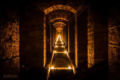 Highway to hell (ElmerstarK) Tags: longexposure light france underground lyon lumière souterrain longueexposition rhônealpes caluireetcuire