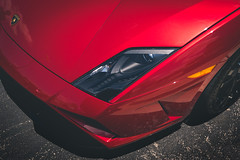 Lamborghini Gallardo Rosso (Saood Altaf) Tags: carshow cars skyline nissan mazda rx7 mustang beetle rs5 audi ford lamborghini gallardo rosso r33 s550 miata track functional aircooled porsche 911 toyota celica classics modela