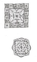 Tangle 226 (kraai65) Tags: zentangle doodle doodleart zendoodle drawing art zia