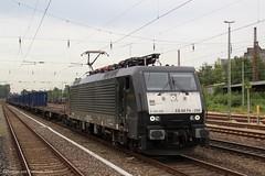 Dusseldorf Rath | MRCE 189 290 (Treinen in Beeld en Geluid) Tags: br189 siemens 189 290