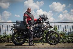 F 700 GS (Wolfgang Becker) Tags: motorrad bmw zweirad motorradtour ahrtal outdoor fahrzeug bmwgs f 700 gs f700gs enduro