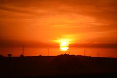 Por do Sol (marcusviniciusdelimaoliveira) Tags: pordosol sun sol sundown horizon horizonte entardecer alaranjado