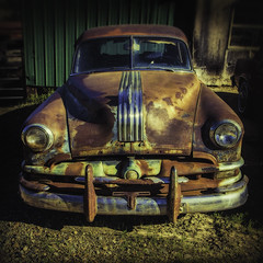 Needs Some TLC (dbs1953) Tags: antique car arkansas faulkner county ruralamerica flickrsbest