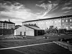 Torino (peo pea) Tags: blackandwhite bw torino bn turin bianconero