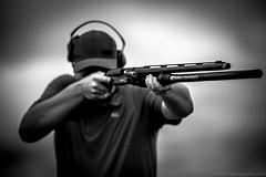 DSC_1167-BW (BL | Photographic) Tags: 511 benelli darford ezload htrpc ipsc joshkenny nordiccomponents shotgun tarantacticalinnovations ukpsa dartford england unitedkingdom gb