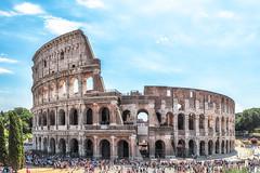 Colosseum (Daniel Gronau) Tags: canon 5dsr 2470mm tamron rome roma colosseum hdr italy day