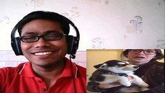 #Talking Husky Puppy || Reaction2016||husky puppy (sarker175) Tags: talking husky puppy || reaction2016||husky