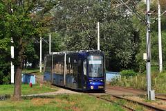 Pesa 2010NW Twist #3204 MPK Wrocaw (3x105Na) Tags: pesa 2010nw twist 3204 mpk wrocaw mpkwrocaw tramwaj tram strassenbahn polska poland polen