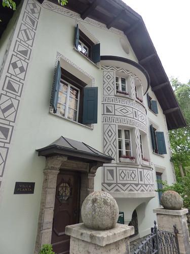 Via dal Bagn, St Moritz - Villa Planta