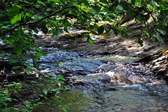 FLOWING CREEK 1 (KayLov) Tags: vacation travel mountains ga georgia camping creek river waterfall running flowing moving rushing