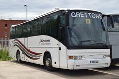 ONL 122 (markkirk85) Tags: grettons peterborough bus buses ex p156fbc iveco eurorider 397e12 beulas stergo new waterhouse polegate 51997 p156 fbc onl 122 onl122