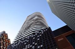 #iseefaces (pedro smithson) Tags: melbourne australia oceanica oceania travel nikon pedrosmithson d5100 victoria cbd architecture swanston facade face square archdaily