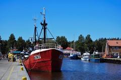 eba Harbor (janutek) Tags: poland polska nikon nikkor nikkor18105mm ngc nikonflickraward pomerania pomorze eba