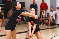 IMG_4614 (SJH Foto) Tags: girls volleyball high school scrimmage somerset pa pennsylvania action shot