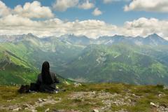 W stron Tatr Wysokich i Cichej Doliny (czargor) Tags: giewont outdoor mountains mountainside inthemountain nature landscape
