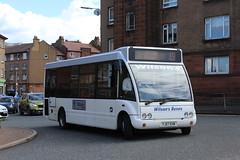 WILSON'S BUSES YJ07EHW (bobbyblack51) Tags: wilsons buses yj07ehw optare solo henderson travel 207 greenock 2016 all types of transport