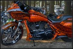 Love Our Harleys! (Ernie Misner) Tags: dragraces drags harleydavidson chopper custommotorcycle pacificraceways seattleinternationalraceway sir erniemisner nikon nik capturenx2 f8andbethere