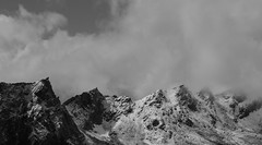 Fading out (gregorio_rossi) Tags: hohe tauern mountains grossglockner grosglockner glacier montagna hiking austria snow ice alti tauri alps alpi