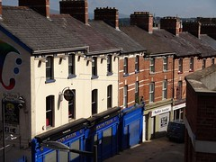 Londonderry / Derry (Serge LAROCHE) Tags: greatbritain royaumeuni irlande irlandedunord northernireland londonderry derry