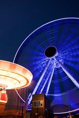 Centennial Wheel (FerencSeitz) Tags: ferencseitzphotography centennial wheel navy pier navypier centennialwheel chicago longexposure night