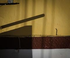Casual Relations (Maria Sciandra) Tags: abstract shadows mariasciandraphotography mexico sanmigueldeallende wwwmariasciandracom